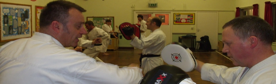 learn karate in west sussex